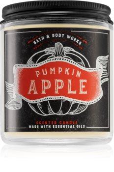 Bath & Body Works Pumpkin Apple bougie parfumée