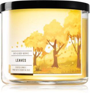 Bath & Body Works Leaves świeczka zapachowa  I.