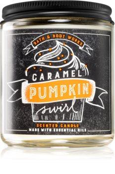 Bath & Body Works Caramel Pumpkin Swirl candela profumata III