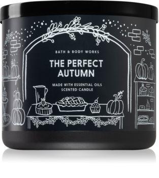 Bath & Body Works The Perfect Autumn vela perfumada I.