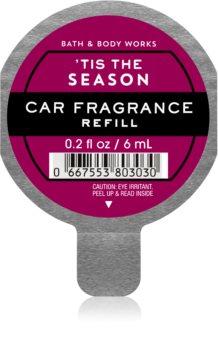 Bath & Body Works 'Tis the Season illat autóba utántöltő