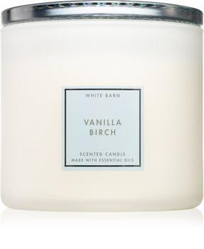 Bath & Body Works Vanilla Birch lumânare parfumată  I.