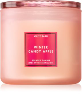 Bath & Body Works Winter Candy Apple ароматна свещ  I.
