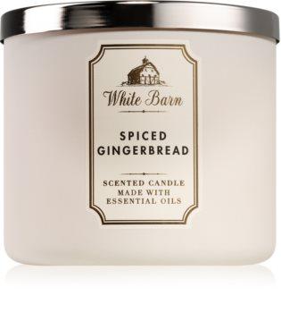 Bath & Body Works Spiced Gingerbread bougie parfumée III.