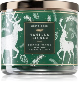 Bath & Body Works Vanilla Balsam mirisna svijeća I.