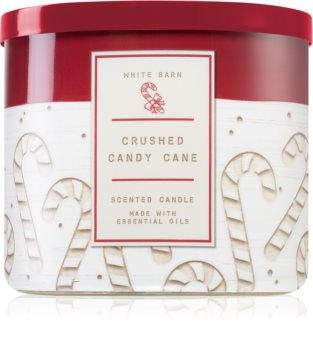 Bath & Body Works Crushed Candy Cane ароматна свещ