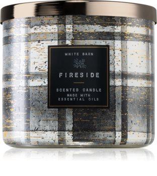 Bath & Body Works Fireside αρωματικό κερί ΙΙ.
