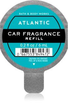 Bath & Body Works Atlantic vůně do auta náhradní náplň
