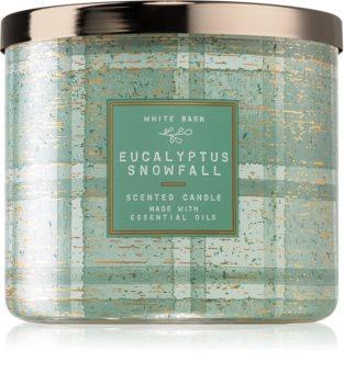 Bath & Body Works Eucalyptus Snowfall Duftkerze I.