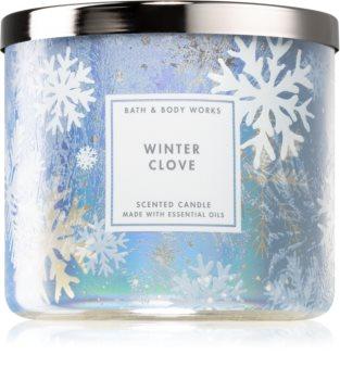 Bath & Body Works Winter Clove bougie parfumée