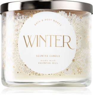 Bath & Body Works Winter ароматна свещ  II.