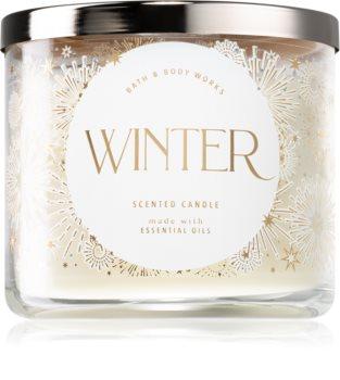 Bath & Body Works Winter vonná svíčka II.