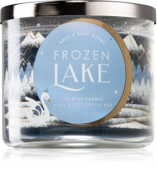 Bath & Body Works Frozen Lake bougie parfumée