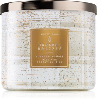 Bath & Body Works Caramel Drizzle scented candle