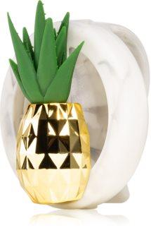 Bath & Body Works Pineapple Succulent Tuoksuva Autoteline Riippuva