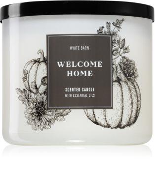 Bath & Body Works Welcome Home aроматична свічка III