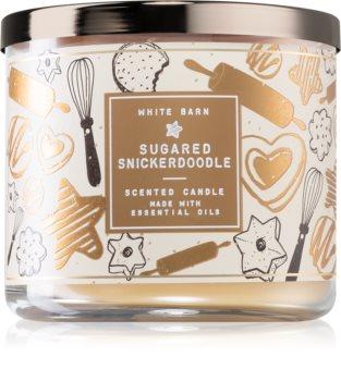 Bath & Body Works Sugared Snickerdoodle świeczka zapachowa  I.