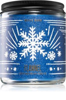 Bath & Body Works Flannel bougie parfumée III.