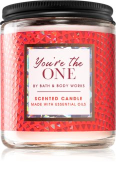 Bath & Body Works You're The One vonná sviečka