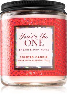 Bath & Body Works You're The One ароматна свещ