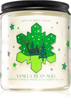 Bath & Body Works Vanilla Bean Noel ароматна свещ