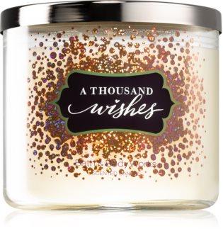 Bath & Body Works A Thousand Wishes świeczka zapachowa  I.