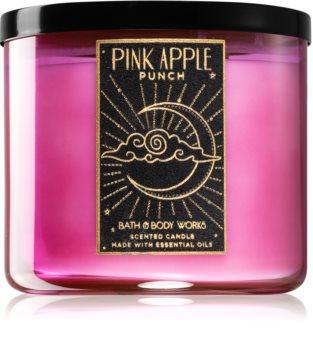 Bath & Body Works Pink Apple Punch candela profumata