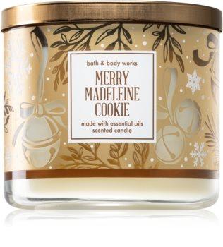Bath & Body Works Merry Madeleine Cookie Duftkerze