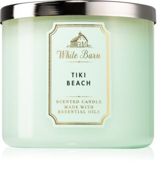 Bath & Body Works Tiki Beach scented candle