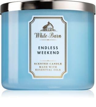 Bath & Body Works Endless Weekend lumânare parfumată  I.