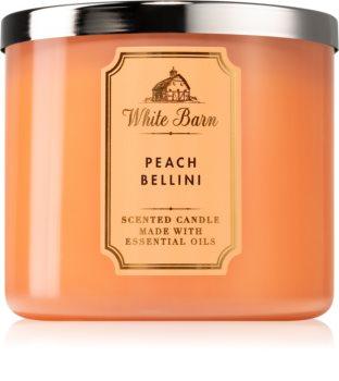 Bath & Body Works Peach Bellini dišeča sveča  I.