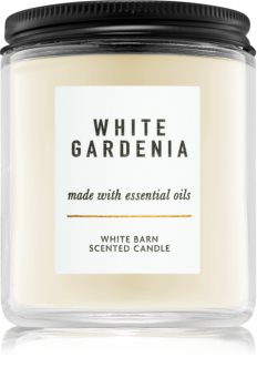 Bath & Body Works White Gardenia αρωματικό κερί