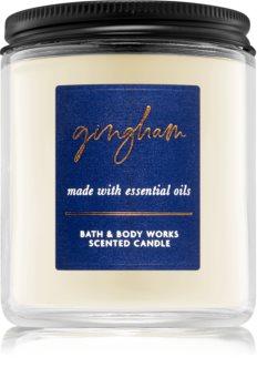 Bath & Body Works Gingham bougie parfumée I.