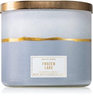 Bath & Body Works Frozen Lake vonná svíčka II.