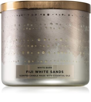 Bath & Body Works Fiji White Sands vonná svíčka II.
