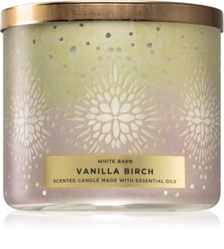 Bath & Body Works Vanilla Birch Duftkerze
