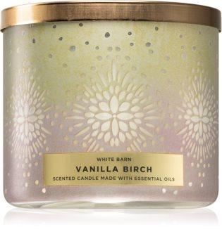 Bath & Body Works Vanilla Birch scented candle