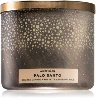 Bath & Body Works Palo Santo ароматическая свеча