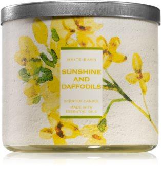 Bath & Body Works Sunshine and Daffodils vonná svíčka II.