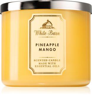 Bath & Body Works Pineapple Mango scented candle II.