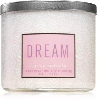 Bath & Body Works Linen and Lavender bougie parfumée
