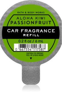 Bath & Body Works Aloha Kiwi Passionfruit odświeżacz do samochodu napełnienie