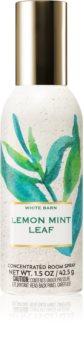 Bath & Body Works Lemon Mint Leaf spray pentru camera