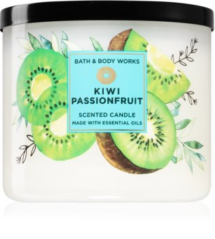 Bath & Body Works Kiwi Passionfruit scented candle