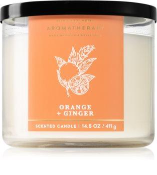 Bath & Body Works Orange & Ginger vonná svíčka I.