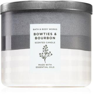 Bath & Body Works Bowties & Bourbon Duftkerze