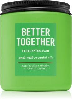 Bath & Body Works Better Together Eucalyptus Rain świeczka zapachowa