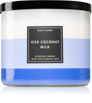 Bath & Body Works Iced Coconut Milk Tuoksukynttilä