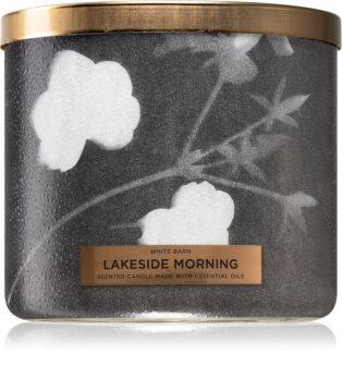 Bath & Body Works Lakeside Morning illatos gyertya