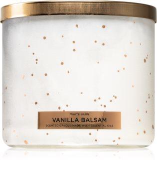 Bath & Body Works Vanilla Balsam illatos gyertya